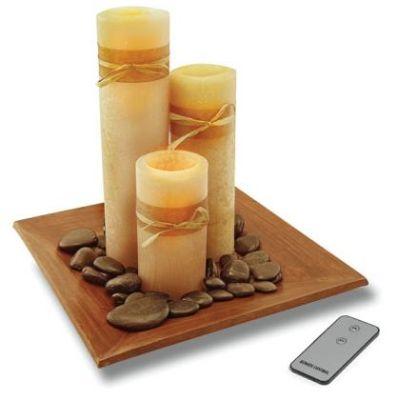 Velas decorativas informacion velas decor - Arreglos con velas ...